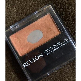 レブロン(REVLON)のチーク(オレンジ)(チーク)