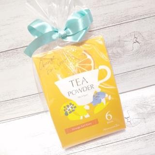 アフタヌーンティー(AfternoonTea)のティーパウダー オレンジアールグレイ(茶)