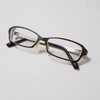 ゾフ(Zoff)のZOFF SMART ZS41001K 黒色メガネ(サングラス/メガネ)