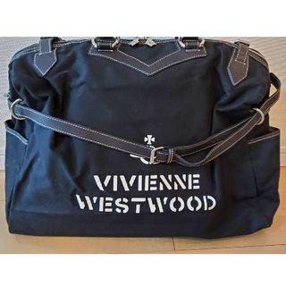 ヴィヴィアンウエストウッド(Vivienne Westwood)のさらに値下げ【未使用】Vivienne Westwood ヴィヴィアン ボストン(ボストンバッグ)