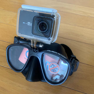 アクアラング(Aqua Lung)のOMER ALIEN with action camera support(マリン/スイミング)