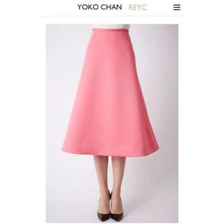 バーニーズニューヨーク(BARNEYS NEW YORK)のランランラン様専用 YOKO CHAN REYC Aラインスカート (ひざ丈スカート)
