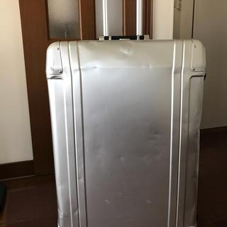 ゼロハリバートン(ZERO HALLIBURTON)のゼロハリバートン Geoアルミニウム 95L(トラベルバッグ/スーツケース)