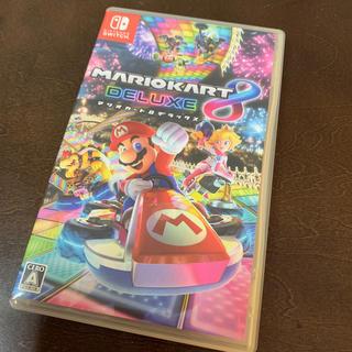 ニンテンドースイッチ(Nintendo Switch)のNintendoSwitch マリオカート8 デラックス Switch(家庭用ゲームソフト)
