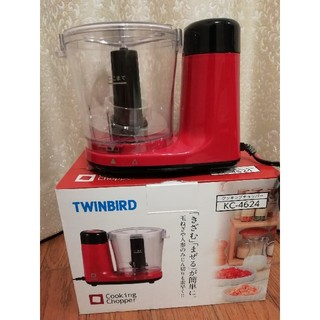 ツインバード(TWINBIRD)のmachin0508様専用【新品・未使用】TWINBIRD クッキングチョッパー(フードプロセッサー)