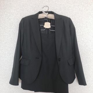 シマムラ(しまむら)のスーツ上下セット(スカート)(スーツ)
