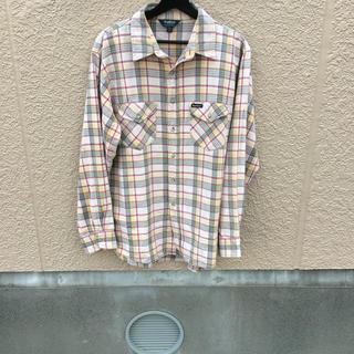 オシュコシュ(OshKosh)の80's OSHKOSH check shirt(シャツ)