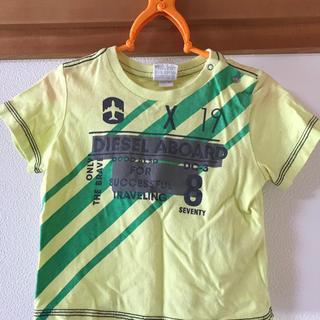 ディーゼル(DIESEL)のDIESEL 半袖シャツ 9M 70(シャツ/カットソー)