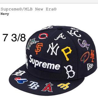 シュプリーム(Supreme)の即日発送 Supreme MLB new era cap(キャップ)