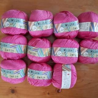 きい様専用   パピー 毛糸 40g✕11玉 綿100%(生地/糸)