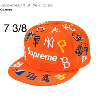 シュプリーム(Supreme)のSupreme MLB newera (キャップ)