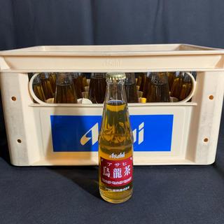 アサヒ(アサヒ)のウーロン茶 リサイクル瓶 賞味期限2020.12.4まで 24本×2セット(茶)