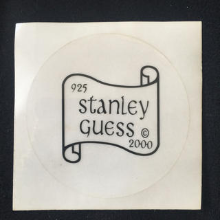 スタンリーゲス(STANLEY GUESS)のStanleyGuess ステッカー(その他)