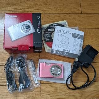 カシオ(CASIO)のCASIO EXILIM 10.1(コンパクトデジタルカメラ)