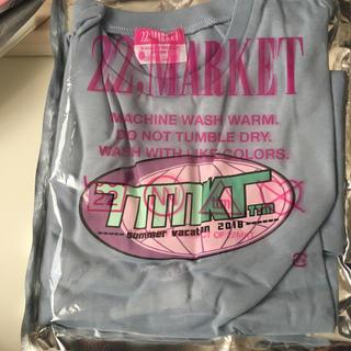 エーケービーフォーティーエイト(AKB48)の22Market Tシャツ L(Tシャツ(半袖/袖なし))