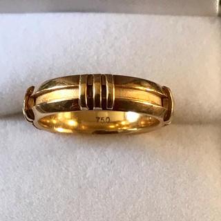ティファニー(Tiffany & Co.)のティファニーリングk18(リング(指輪))