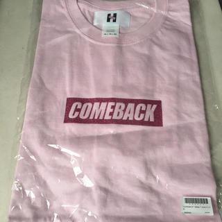 エーケービーフォーティーエイト(AKB48)の22Market Tシャツ COMEBACK XL(Tシャツ(半袖/袖なし))