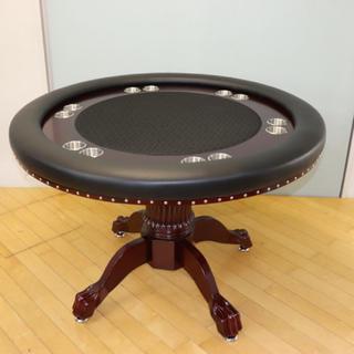 ROUNDER [ラウンダー] 円形ポーカーテーブル(レーストラック付)(その他)