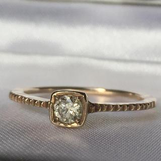 アッシュペーフランス(H.P.FRANCE)のダイヤモンド  tatsuo nagahata リング 指輪 スタンダード(リング(指輪))
