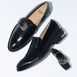 トーガ(TOGA)のTOGA pulla cowboy shoes(ローファー/革靴)