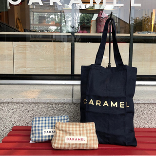 キャラメルベビー&チャイルド(Caramel baby&child )の【ご専用】caramel 新品トートバッグ(トートバッグ)