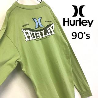 ハーレー(Hurley)の美品 99th Hurley ロングスリーブTシャツ (Tシャツ/カットソー(七分/長袖))