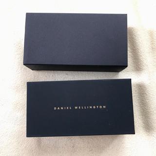 ダニエルウェリントン(Daniel Wellington)のDANIEL WELLINGTONの箱(ショップ袋)