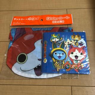 バンダイ(BANDAI)の新品 妖怪ウォッチ メダルファイル 巾着 セット(トートバッグ)