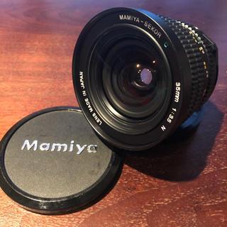 マミヤ(USTMamiya)のMAMIYA SEKOR C 35mm f3.5 N マミヤ 中判レンズ(レンズ(単焦点))