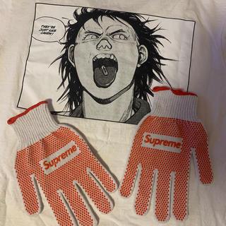 シュプリーム(Supreme)のsupreme 軍手 シュプリーム(手袋)
