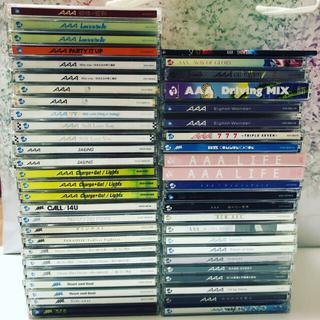 トリプルエー(AAA)のAAA CD 48枚(ポップス/ロック(邦楽))