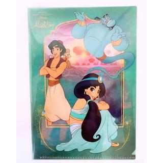 ディズニー(Disney)の#Disney Aladdin(#アラジン)#クリアケース A5判(クリアファイル)