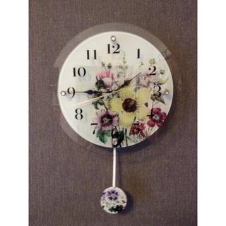 フランフラン(Francfranc)のフランフラン  電池式電波時計(掛時計/柱時計)
