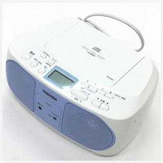 トウシバ(東芝)の 【東芝】CDラジオ  (ラジオ)