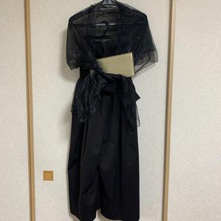 ラグナムーン(LagunaMoon)の美品 ラグナムーン ドレス 結婚式 二次会(その他ドレス)