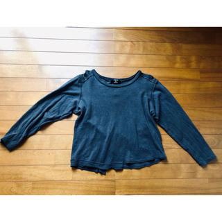 カバンドズッカ(CABANE de ZUCCa)のズッカ 変形カットソー(Tシャツ/カットソー(七分/長袖))