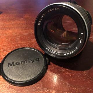 マミヤ(USTMamiya)のMAMIYA Sekor C 80mm f/1.9 マミヤ セコール 中判レンズ(レンズ(単焦点))
