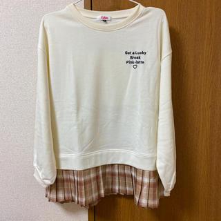 ピンクラテ(PINK-latte)のピンクラテ 服(Tシャツ(長袖/七分))