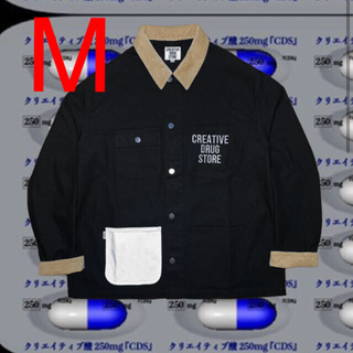 creative drug store coverall M(カバーオール)