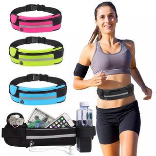 新品・未使用 防水 屋外用 ランニングバッグ ウエストバッグ フィットネス(ランニング/ジョギング)