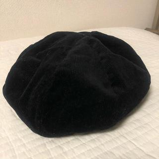 ビームス(BEAMS)のコーデュロイ ベレー帽(ハンチング/ベレー帽)
