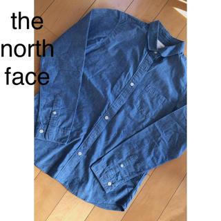 ザノースフェイス(THE NORTH FACE)のthe north face(シャツ/ブラウス(長袖/七分))