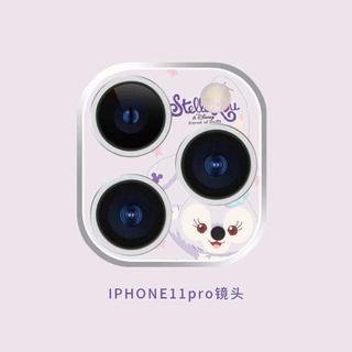 ディズニー(Disney)のステラルー iphone11pro  レンズ保護フィルム ディズニー(保護フィルム)