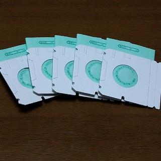掃除機 紙パック 各社共通タイプ  5枚 (掃除機)