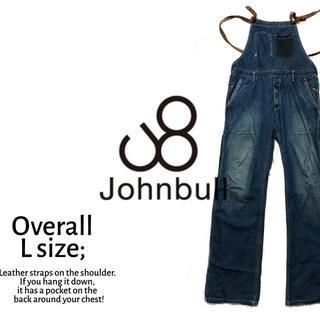 ジョンブル(JOHNBULL)のしゅう様専用【L size】Johnbull/Overall(サロペット/オーバーオール)