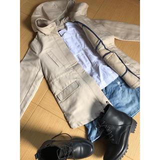 ザラ(ZARA)のZARA 新品未使用 キッズ スプリングコート 120cm 130cm(ジャケット/上着)