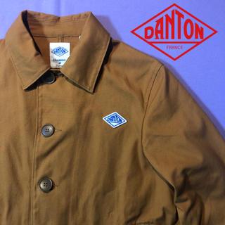 ダントン(DANTON)の【春セール🌸】DANTON スプリングコート ジャケット ワークジャケット(カバーオール)