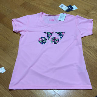 ヨネックス(YONEX)のTシャツ レディース ヨネックス 新品未使用(Tシャツ(半袖/袖なし))