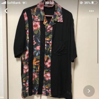 ワイスリー(Y-3)のy-3 アロハシャツ ヨウジヤマモト(シャツ)