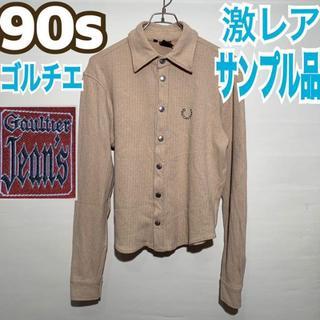 ジャンポールゴルチエ(Jean-Paul GAULTIER)の激レア 90s JEAN PAUL GAULTIER jeans ゴルチエ(シャツ)
